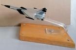 Реактивний літак, МИГ 31?, сувенір з СРСР, фото №5