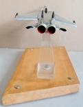 Реактивний літак, МИГ 31?, сувенір з СРСР, фото №6