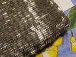 Сумка клатч бисер, фото №6