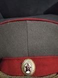 Фуражка и погоны офицера СА СССР, фото №10