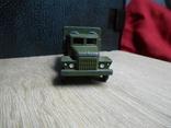 Военный грузовик, фото №3