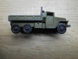 Военный грузовик, фото №9