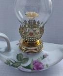 Фарфорова гасова лампа, фото №11