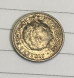 10 центов Нидерланды 1975 год, фото №3