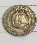 10 центов Нидерланды 1975 год, фото №5