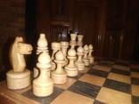 Шахматы деревянные, фото №6