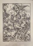 Альбом гравюр Альбрехта Дюрера, фото №7