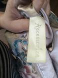 Винтажная расшитая сумка Accessorize, фото №9