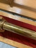 Булава латунная сувенирная, фото №11