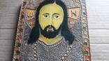 Икона Иисус Христос. ( дерево. ручная работа), фото №10
