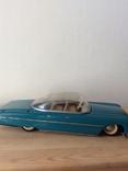 Машина большая , старая 51-60 ЛЕИ, фото №3