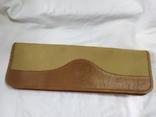 Фирменная номерная сумочка для галстуков Original Ghurka Bag 43. №L410. 40,5х13см., фото №3