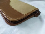Фирменная номерная сумочка для галстуков Original Ghurka Bag 43. №L410. 40,5х13см., фото №5