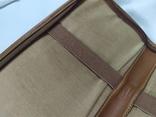 Фирменная номерная сумочка для галстуков Original Ghurka Bag 43. №L410. 40,5х13см., фото №13