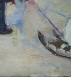 """Картина """"Снеговик"""",х.м.60*50см, фото №8"""