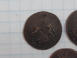 Полушки 1759 г. (3 шт), копия, фото №8