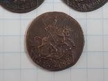 Полушки 1759 г. (3 шт), копия, фото №10