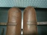Боковые щитки, защита ног, от мотоциклов СССР ИЖ Ява Минск Восход, фото №4