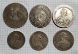 Лот из 6 их медалей.штамп,копии., фото №2