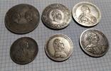 Лот из 6 их медалей.штамп,копии., фото №3