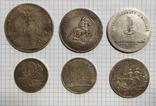 Лот из 6 их медалей.штамп,копии., фото №5