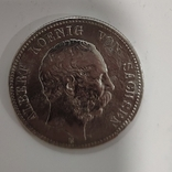 2 марки Саксония 1877, фото №2