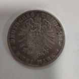2 марки Пруссия 1880, сохран., фото №3