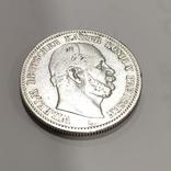 2 марки Пруссия 1880, сохран., фото №6