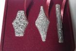 Набір монет гривня київського чернігівського новгородського типу футляр сертифікат, фото №4