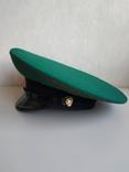 Фуражка пограничника ПВ КГБ СССР, фото №10