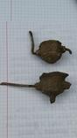 Части от гасовых ламп и кронштейн подсвечника пианино, фото №4