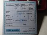 Набор монет Русь гривна київська чернігівська новгородська футляр 2020 набор тип 1, фото №6