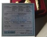 Набор монет гривна Киевская Черниговская Новгородская футляр 2020 набор тип1 гривна, фото №6