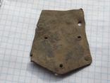 Самодельная колодка от медали, фото №2