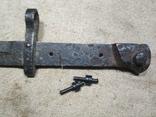 Заклёпки на штык нож Манлихер М88-М95 копия, фото №5