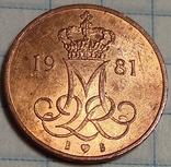 Дания 5 оре 1981, фото №3