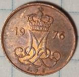 Дания 5 оре 1976, фото №2
