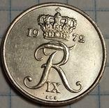 Дания 10 оре 1972, фото №3
