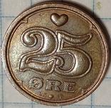 Дания 25 оре 1993, фото №2