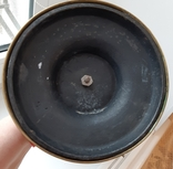 Керосиновая лампа латунная 1890-1910г-Германия, фото №7