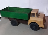 Машинка грузовик СССР 70-80 е годы ,длина 29 см., фото №2
