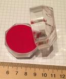 """Футляр для ювелирных украшений """"Кристалл"""" / коробочка для ювелірних виробів, фото №3"""