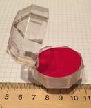 """Футляр для ювелирных украшений """"Кристалл"""" / коробочка для ювелірних виробів, фото №5"""