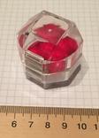 """Футляр для ювелирных украшений """"Кристалл"""" / коробочка для ювелірних виробів, фото №7"""
