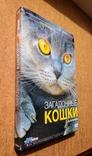 """DVD """"Загадочные Кошки"""" BBC коллекционное издание 2006 г., фото №4"""