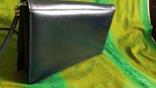Сумка кожаная на ремешке Eros Англия винтаж, фото №3