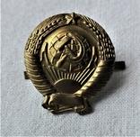 Пуговицы и петличка Министерство связи СССР, фото №5