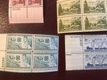 Сцепки марок США., фото №4