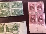 Сцепки марок США., фото №5