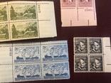 Сцепки марок США., фото №6